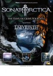 Labyrinth: Tour europeo con i Sonata Arctica