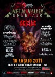 Metal Valley Open Air: inizia il countdown