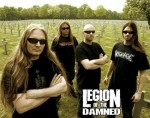 Legion Of The Damned: il chitarrista lascia la band
