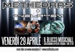 Methedras e Aneurysm: in concerto a Verona