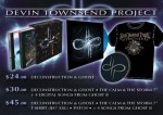 "Devin Townsend Project: ""Deconstruction"" e ""Ghost"" disponibili in streaming"