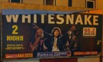 Whitesnake: video da Mosca