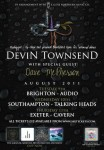 Devin Townsend: video dal live acustico a Brighton