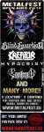 Metalfest 2012: Blind Guardian, Kreator, Hypocrisy ed Ensiferum in Italia!!!