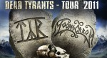 Dead Tyrants Tour: due date con Tyr, Moonsorrow, Crimfall e Hamfero