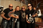 "Chickenfoot: il batterista parteciperà alla ""DRUM! Night 2012"""
