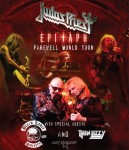 Judas Priest: footage da Tucson