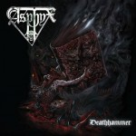 Asphyx: l&#039;artwork di &quot;Deathhammer&quot;