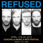 Refused: video dello show di Stoccolma