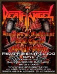 Death Angel: footage del concerto di San Francisco
