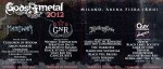 GODS OF METAL 2012: GOTTHARD sul palco del 23 giugno!