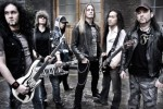 Dragonforce: le band di supporto del tour europeo