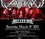 Hellyeah: live in Indonesia