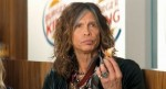 Aerosmith: Tyler in uno spot per Burger King