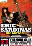 Eric Sardinas – The Cyborgs – J.C. Cinel