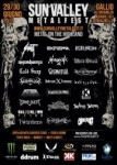Necrodeath e Ghostrider: al Sun Valley Metal Fest