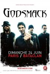 Godsmack: cancellate le ultime date del tour europeo