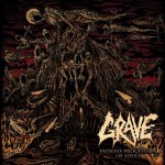 Grave: svelate tracklist e copertina del nuovo album