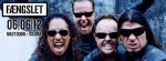 Metallica: il footage danese
