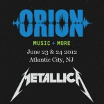 Metallica: il footage dell'Orion Music + More