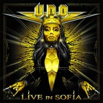 U.D.O.: l&#039;artwork del DVD &quot;Live In Sofia&quot;