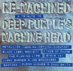 "Deep Purple: Iron Maiden, Metallica e molti altri partecipano al ""Re-Machined: A Tribute To Machine Head"""