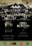Peaks Of Death Festival 2012: con Pino Scotto, Faust, Gory Blister
