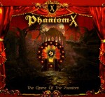 "Phantom-X: la track list di ""The Opera Of The Phantom"""