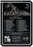 Katatonia: in Italia per due date