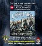 "Lynch Mob: audio samples di ""Sound Mountain Sessions"" online"