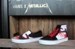 "Metallica: arrivano le Vans di ""Kill 'Em All"""