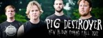 Pig Destroyer: registrano il nuovo album