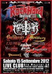 Rock Hard Festival Italia 2012: dentro i Mekong Delta, il bill definitivo!