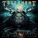 Testament: i Dew-Scented come support act