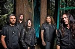 Testament: Chuck Billy sul palco con i Lamb Of God