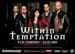 Within Temptation: fanno visita a Santiago, Chile (video)