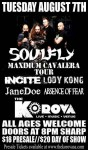 Soulfly: il footage del concerto di San Antonio