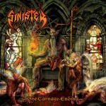 Sinister: l'artwork del nuovo album