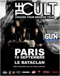 The Cult: video live da Parigi