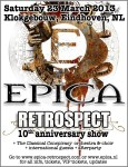 Epica: live in streaming per il decimo anniversario!