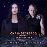"Blaze Bayley: è disponibile ""A Miracle Away"" in collaborazione con il chitarrista Chris Declercq"