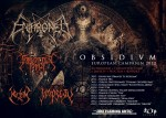 Enthroned e Forgotten Tomb: in tour europeo insieme