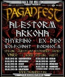 Paganfest 2013: line up e date confermate