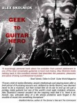 "Testament: Skolnick pubblica il libro ""Geek To Guitar Hero"""