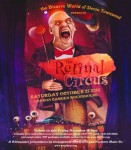 "Devin Townsend: video dal DVD ""The Retinal Circus"""