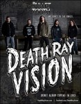 Death Ray Vision: firmano con la Bullet Tooth