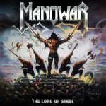 "Manowar: la copertina di ""The Lord Of Steel"""
