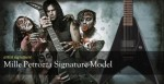 Kreator: Petrozza e la sua nuova signature Jackson