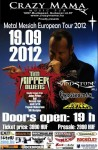 Tim &quot;Ripper&quot; Owens: performance live di cover di Iron Maiden e Judas Priest