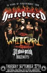 Whitechapel: video del concerto di Sacramento